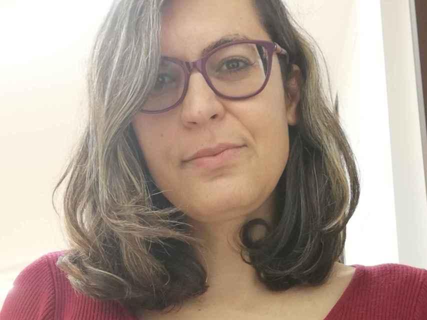 Marta Ávila, secretaria de la entidad