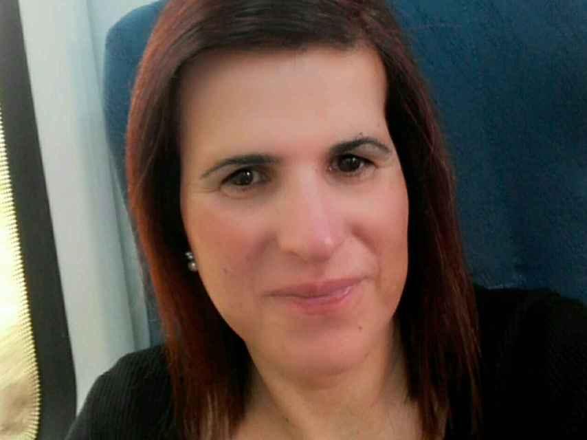 Ariadna Marcé, tesorera del grupo de mujeres reasignadas
