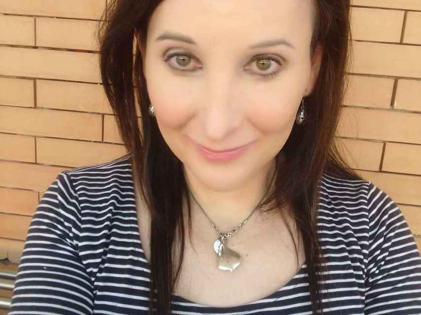 Lola Sofía, vicepresidenta de la entidad