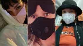Úrsula Corberó, Gwyneth Paltrow y Bella Hadid.
