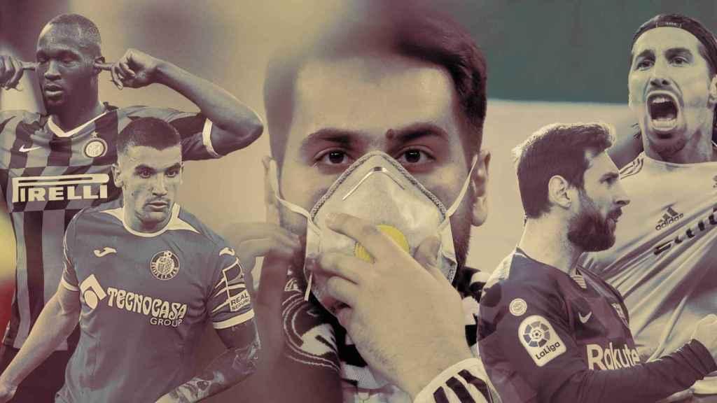 El coronavirus amenaza al fútbol: del miedo en El Clásico al peligroso viaje del Getafe a Milán