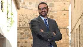 Sergio Gutiérrez, diputado nacional del PSOE por Toledo (Ó. HUERTAS)