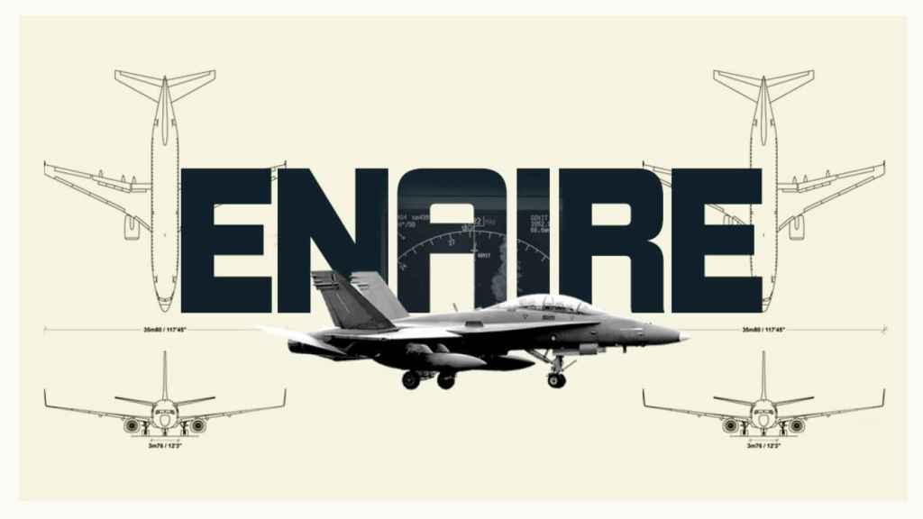 ENAIRE es el ente público que gestiona los cielos españoles.