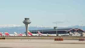 Aeropuerto de Barajas en una imagen de archivo.