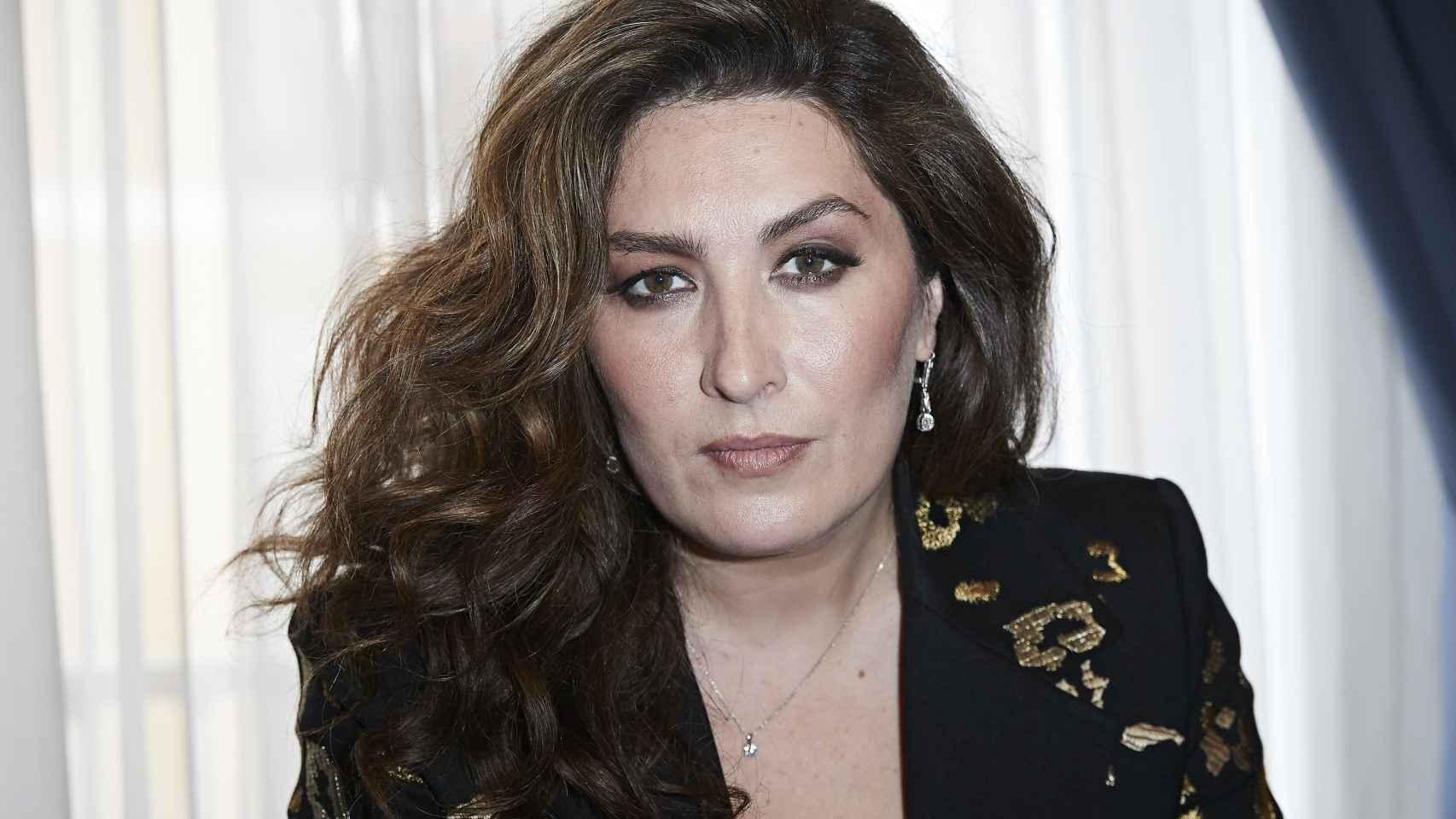 Estrella Morente, en una de sus últimas apariciones públicas.
