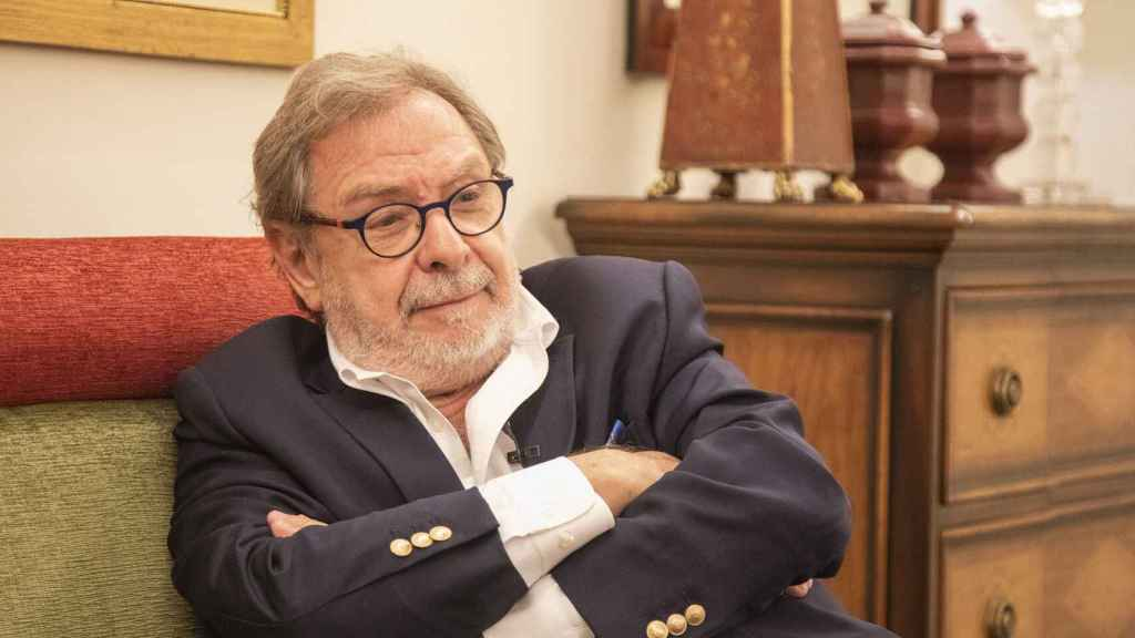 Juan Luis Cebrián fue director de El País y presidente del grupo Prisa.