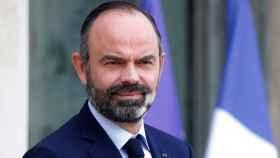 El primer ministro francés, Édouard Philippe.
