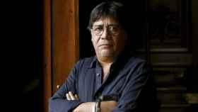 El escritor chileno Luis sepúlveda.