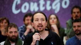El vicepresidente segundo del Gobierno y secretario general de Podemos, Pablo Iglesias, este domingo.