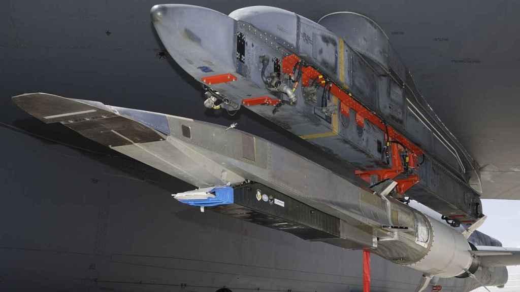 Boing X-51A