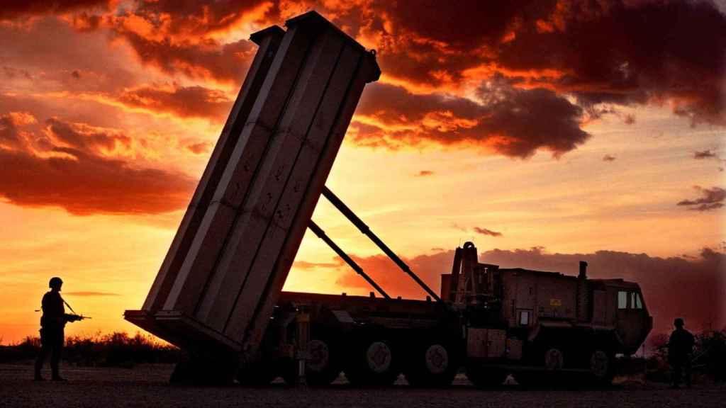 Camión con misiles