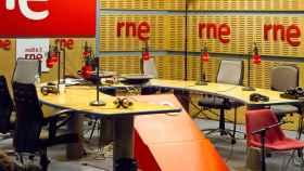 Estudio de Radio Nacional España