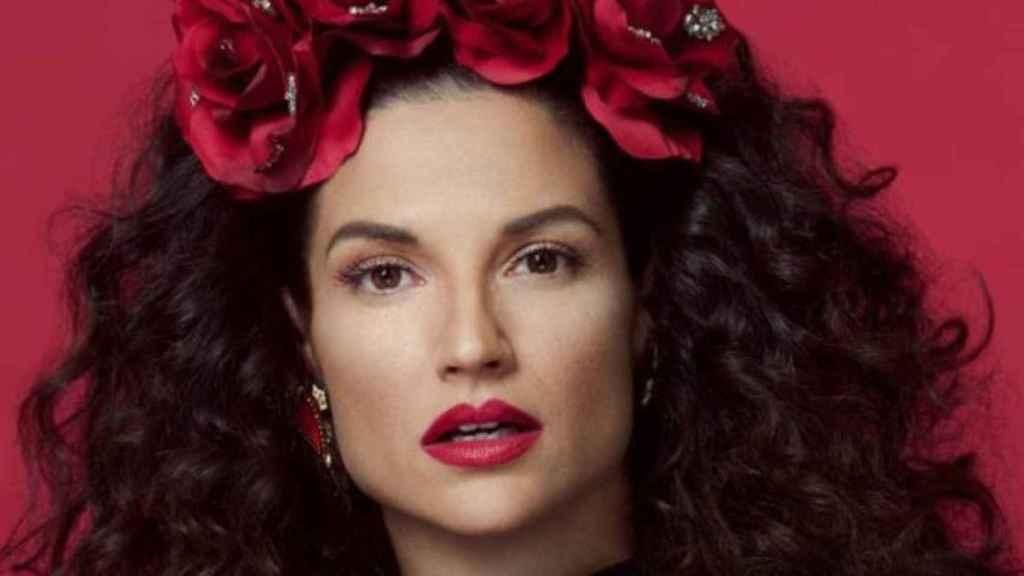 Natalia Jiménez.