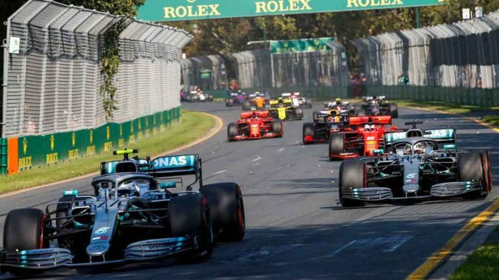 El Gran Premio de Australia de Fórmula 1 de 2019
