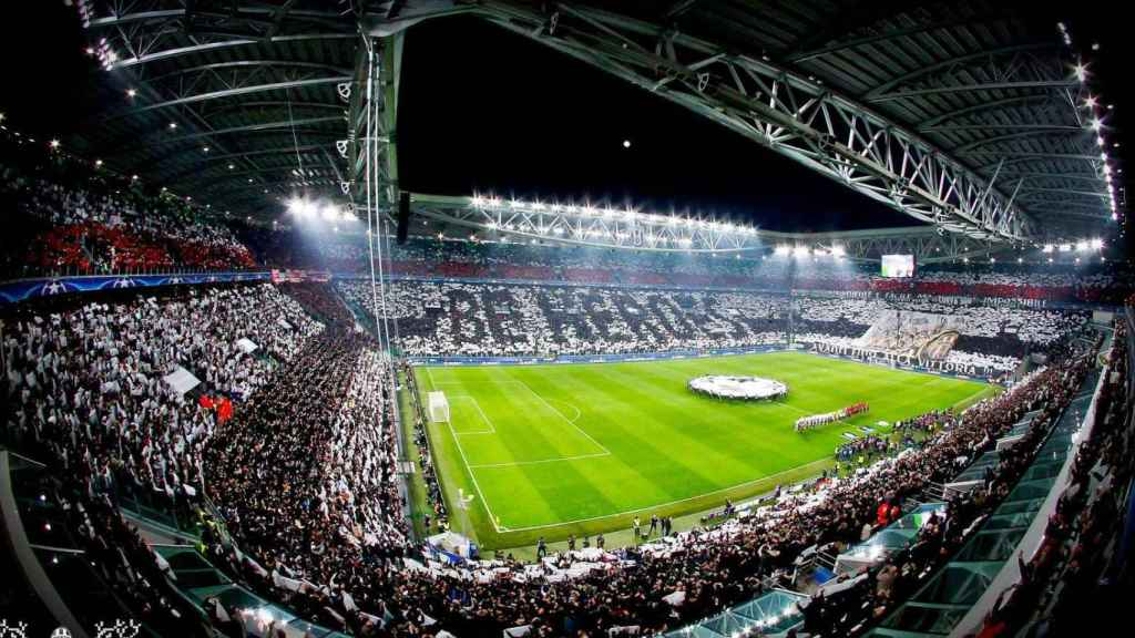 Estadio de la Juventus