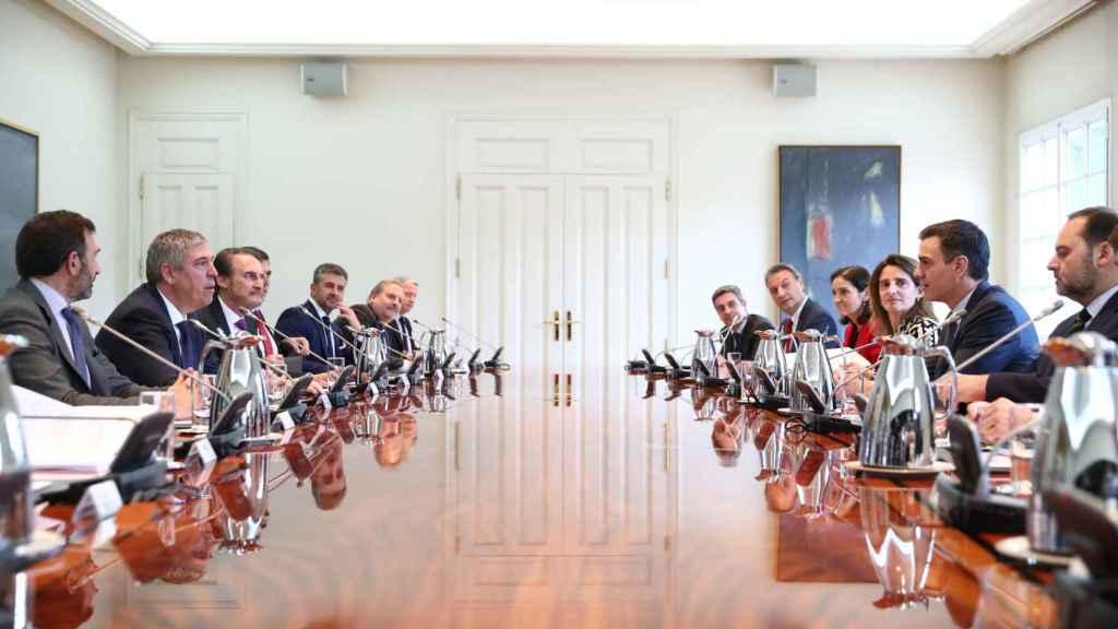 Imagen del encuentro.