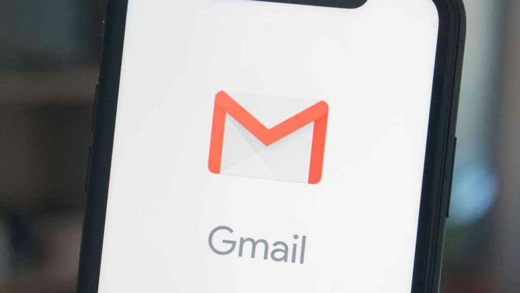 Logo de Gmail.