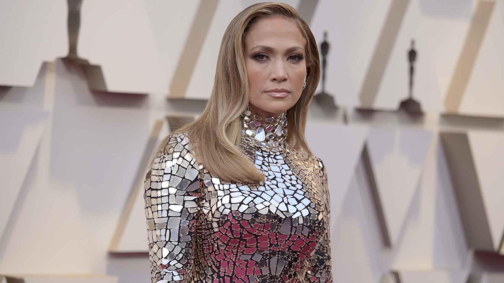 Jennifer Lopez en imagen de archivo.