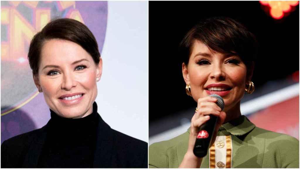 Soraya Arnelas, antes y después de sus retoques estéticos.