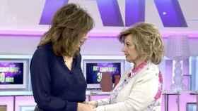 Ana Rosa Quintana y María Teresa Campos (Telecinco)