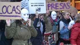 manifestacion 8m dia mujer valladolid 5