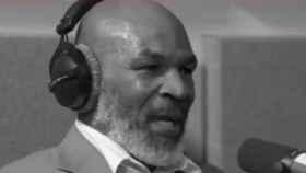 Mike Tyson, en su programa de YouTube