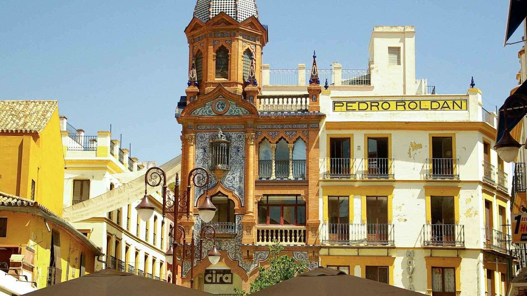 Imagen de Sevilla, donde Defensa subasta un inmueble.