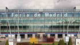 El recinto de Ifema, en Madrid.