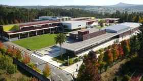 Colegio Manuel Peleteiro (A Coruña).