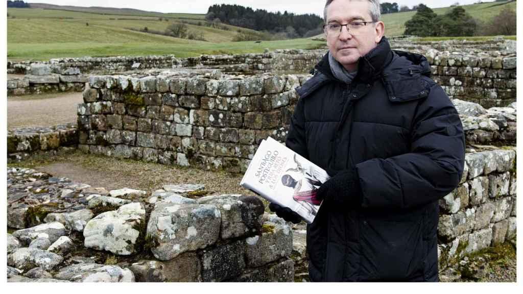 Posteguillo, en el yacimiento de Vindolanda.