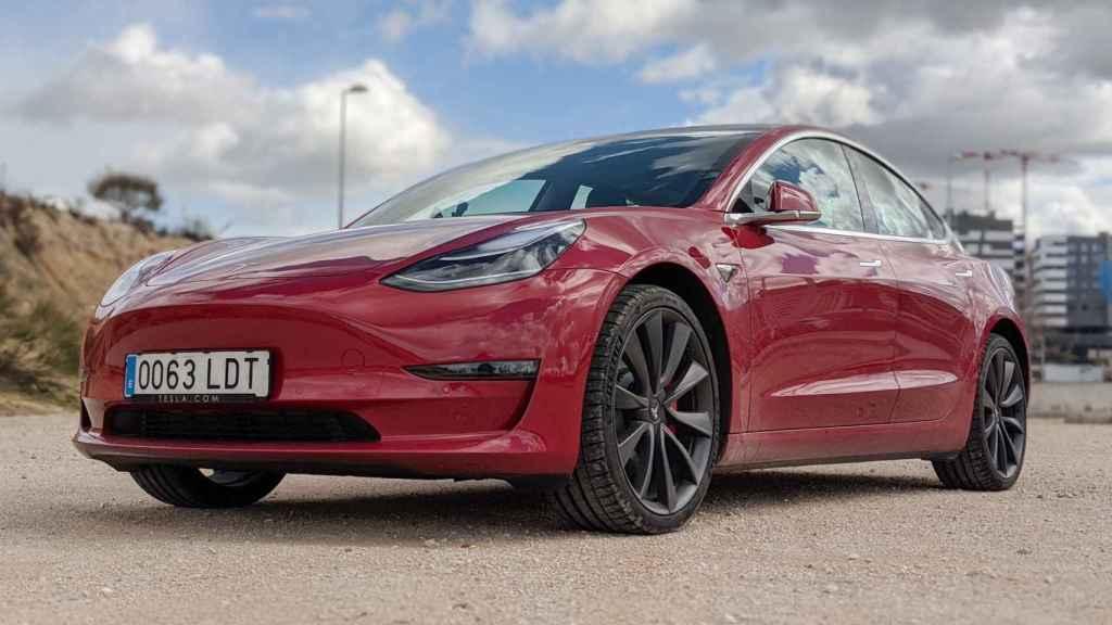 Tesla Model 3: Probamos el coche eléctrico más esperado