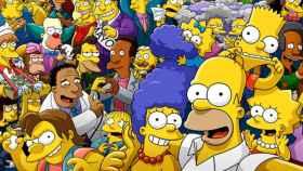 'Los Simpson' (Disney)