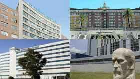 Los 25 mejores hospitales públicos de España en 2020.