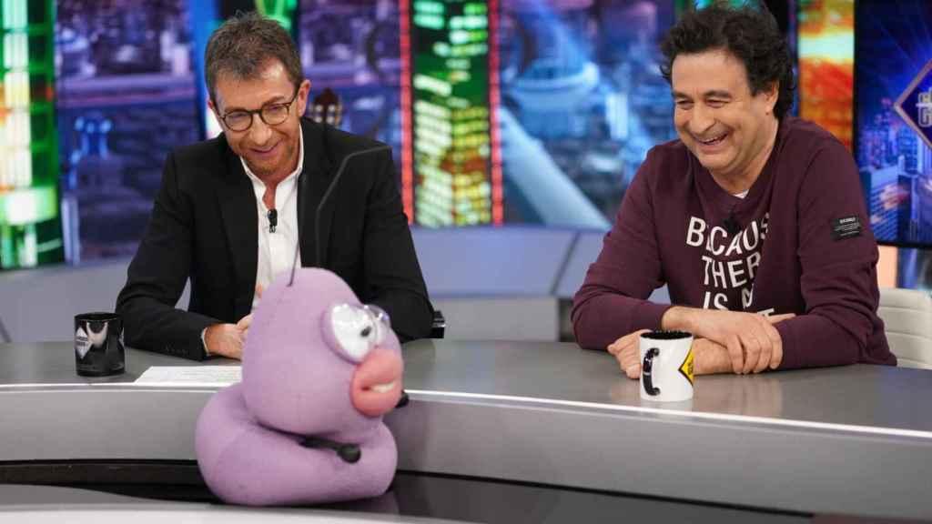Pepe Rodríguez ha contado en 'El Hormiguero' muchas de sus anécdotas.
