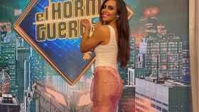 Cristina Pedroche la lía en 'El Hormiguero' con sus pantalones transparentes