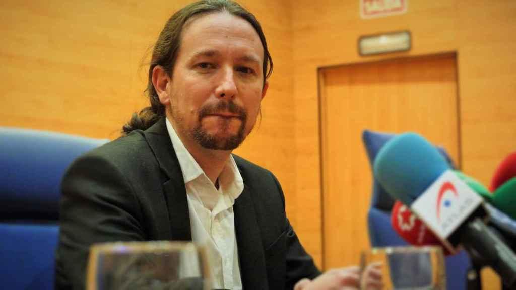 Pablo Iglesias, vicepresidente del Gobierno y secretario general de Podemos.