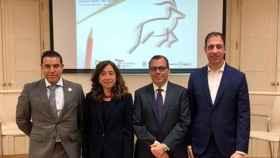 Presentación de este informe de Cotec en Sevilla.