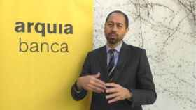 Josep Bayarri, director de análisis, inversión y productos de Arquia Banca.
