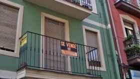 Un vivienda en venta.