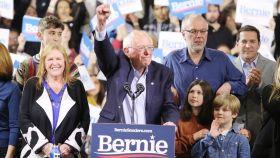 Bernie Sanders, precandidato a la Presidencia de Estados Unidos.