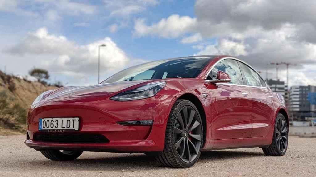 Tesla Model 3, el coche eléctrico más deseado