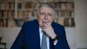 Luis María Anson fue director de ABC, presidente de Efe y fundador de La Razón.