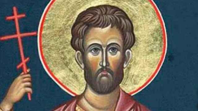 San Adriano, mártir.