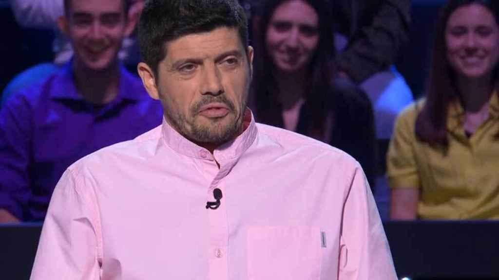 El 'Lobo' Manuel Zapata participó en el último pase del concurso de Antena 3