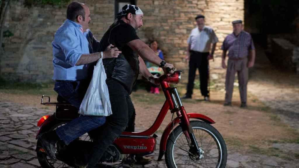 Fotograma de 'El Puebo' (Mediaset)