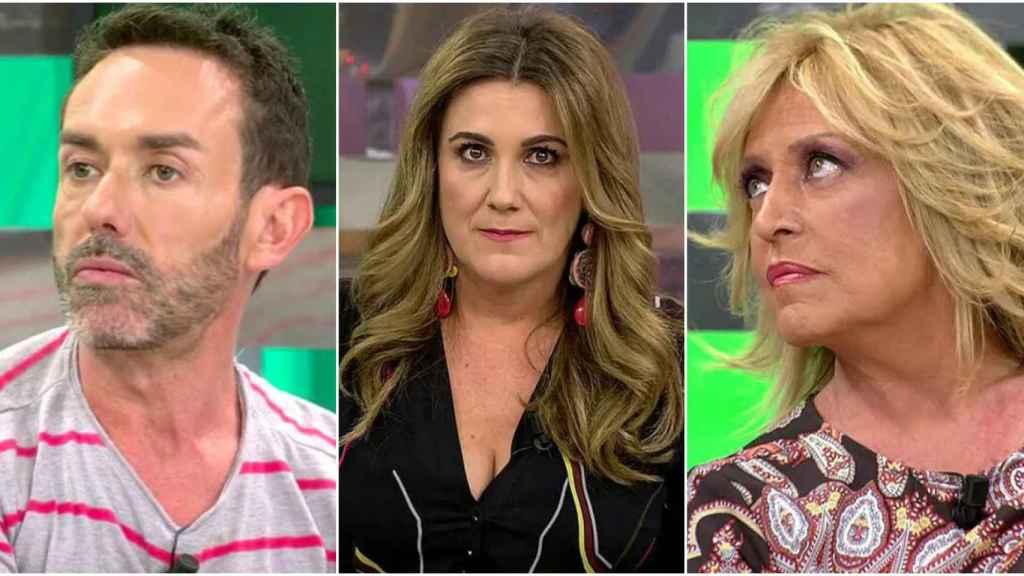 Jesús Manuel Ruiz, Carlota Corredera y Lydia Lozano han sido algunos de los acusados de traición.