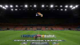 Partido a puerta cerrada entre Inter y Ludogorets