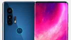 El Motorola Edge+ en video: es un gama alta y es precioso