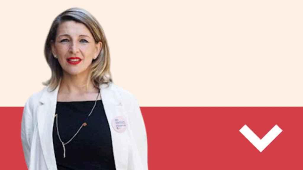 A LOS LEONES: Yolanda Díaz
