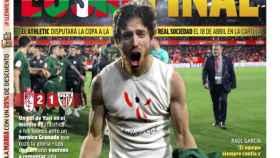 La portada del diario MARCA (06/03/2020)